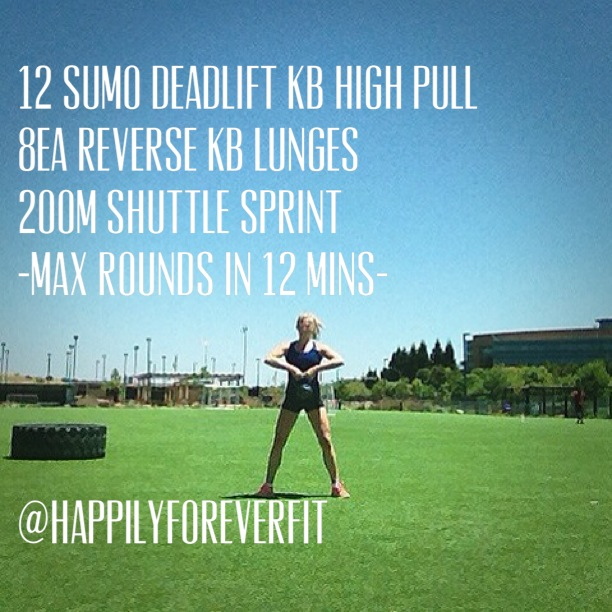12 Minute Burn Workout